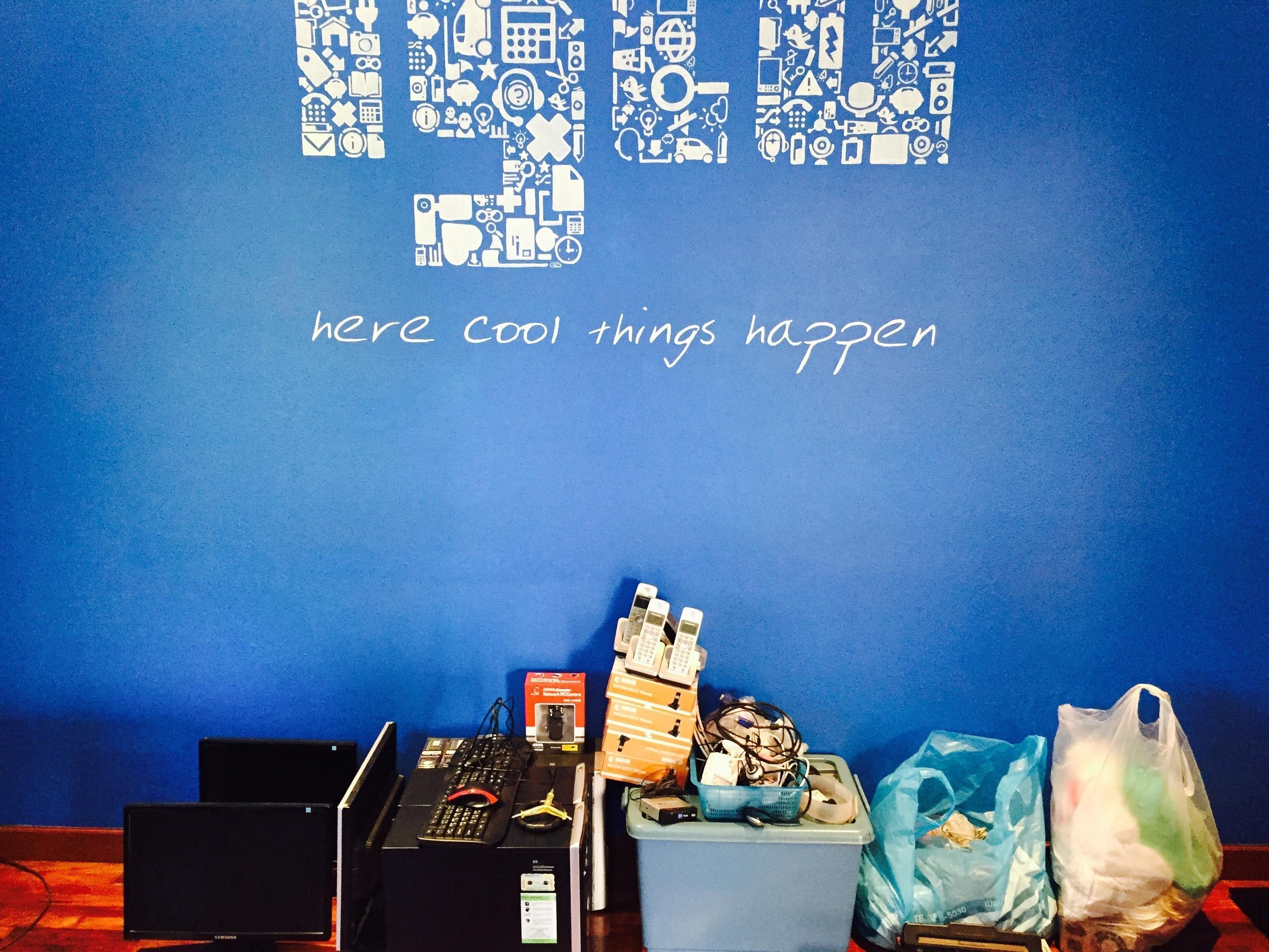 Iglu Tech Gear, Charity Spring Clean