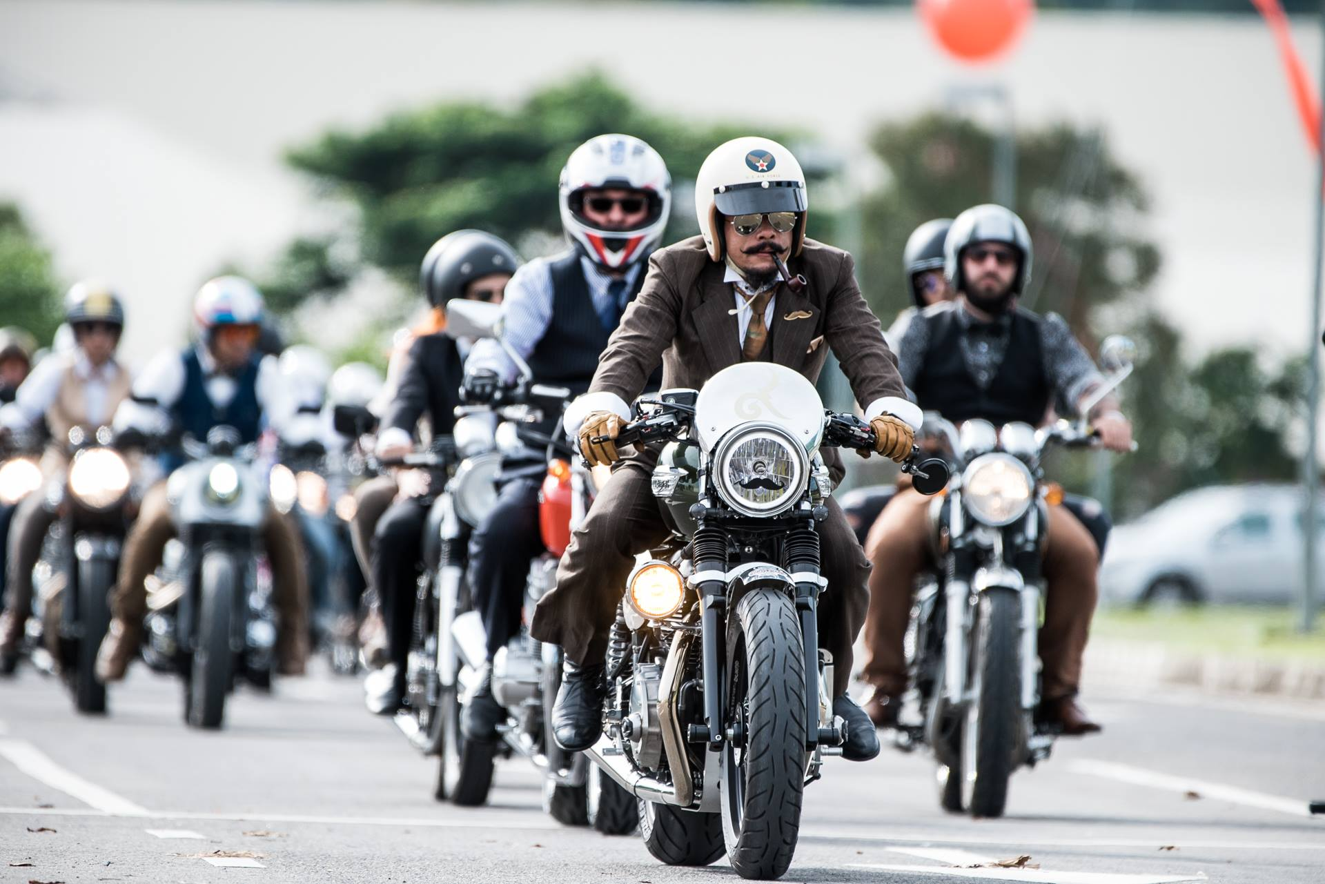 Iglu Members Join Distinguished Gentleman's Ride Charity ...
