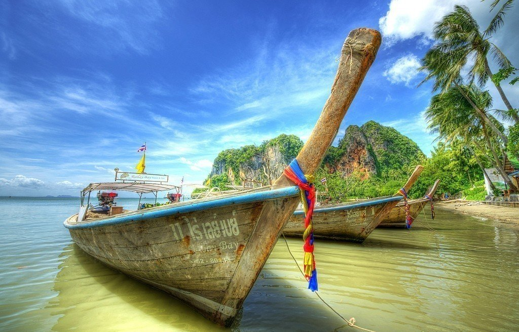 Relocate to Thailand