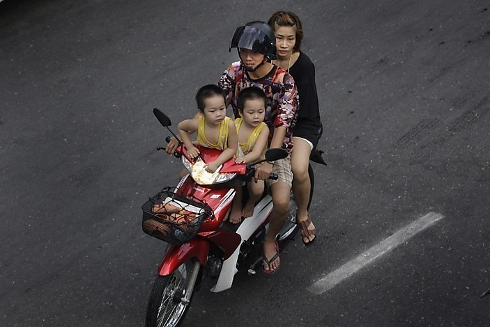Thailand motorcycle license