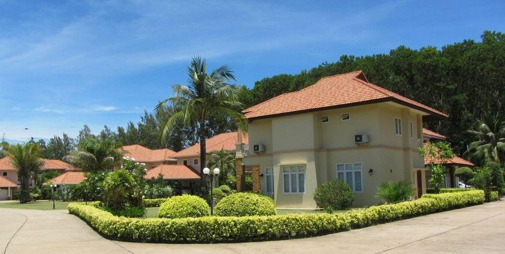 housing in phuket