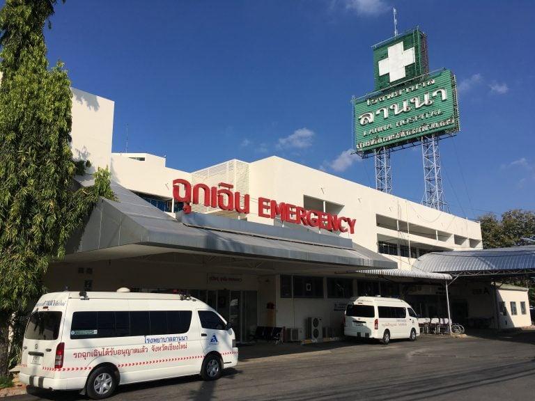 Lanna Hospital in Chiang Mai