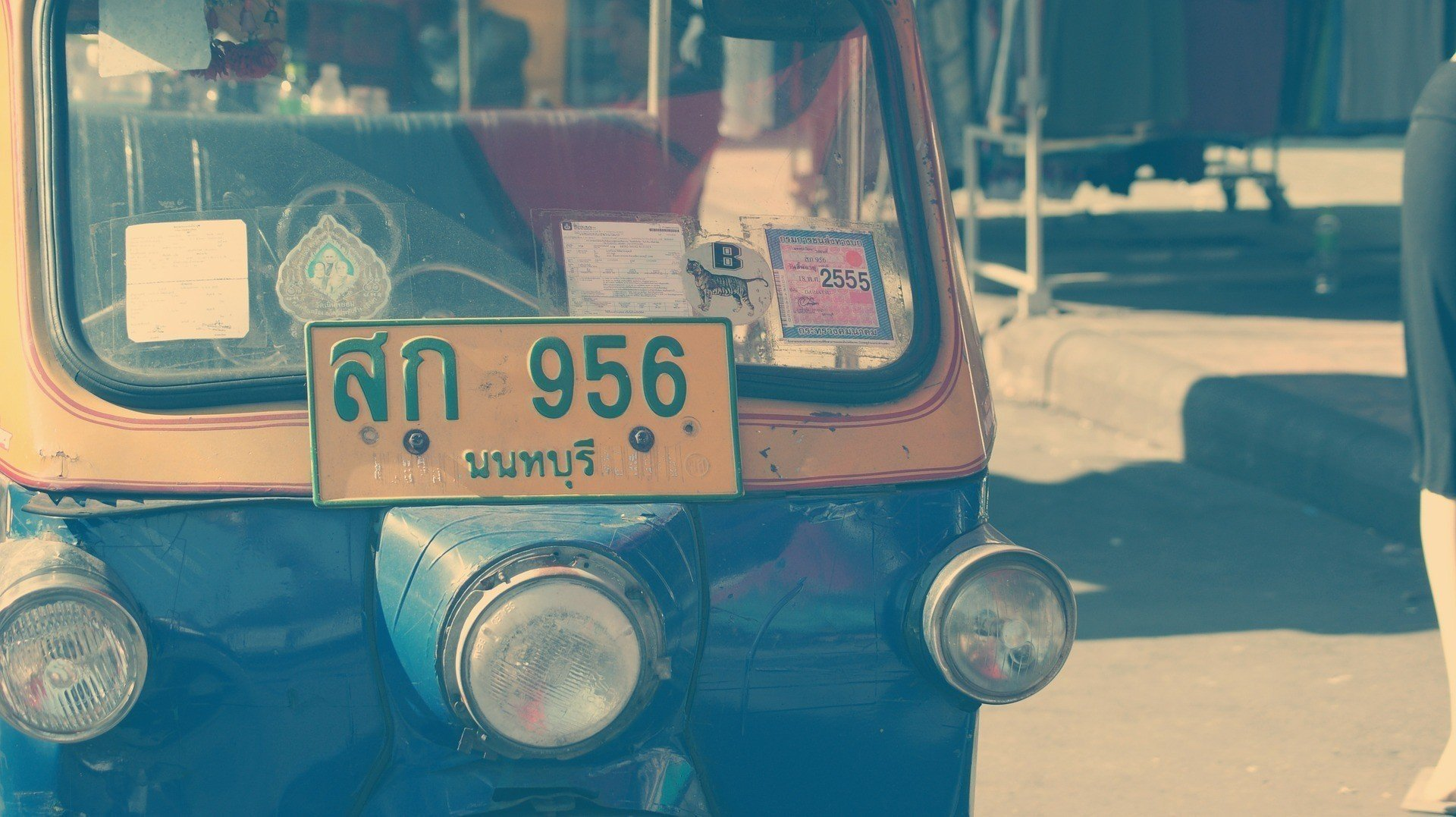 How to Transfer the Ownership of a Vehicle to Your Name in Thailand