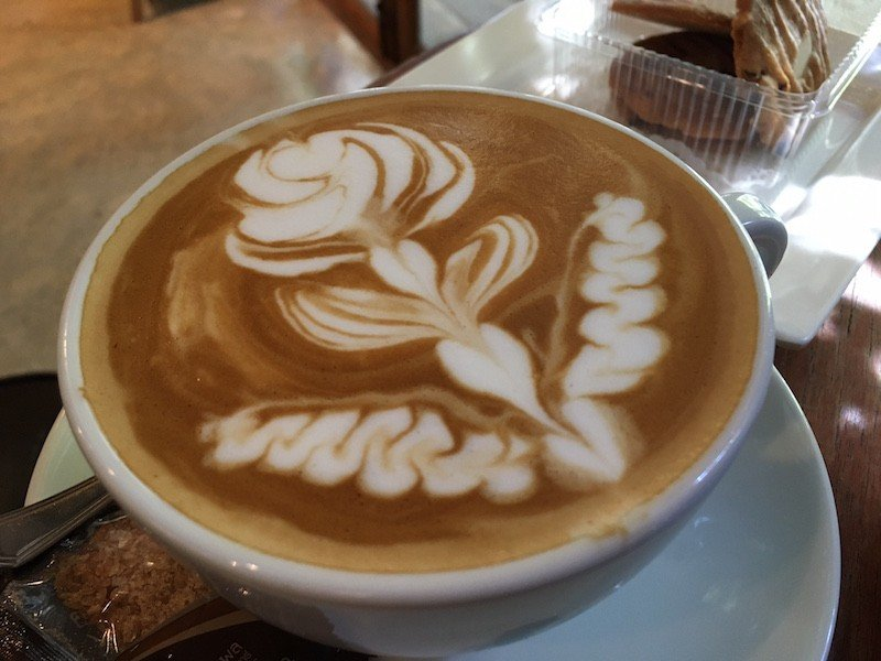best coffee bangkok chiang mai cafe latte art