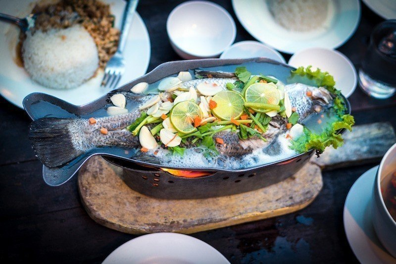 Cost of Eating Out in Phuket