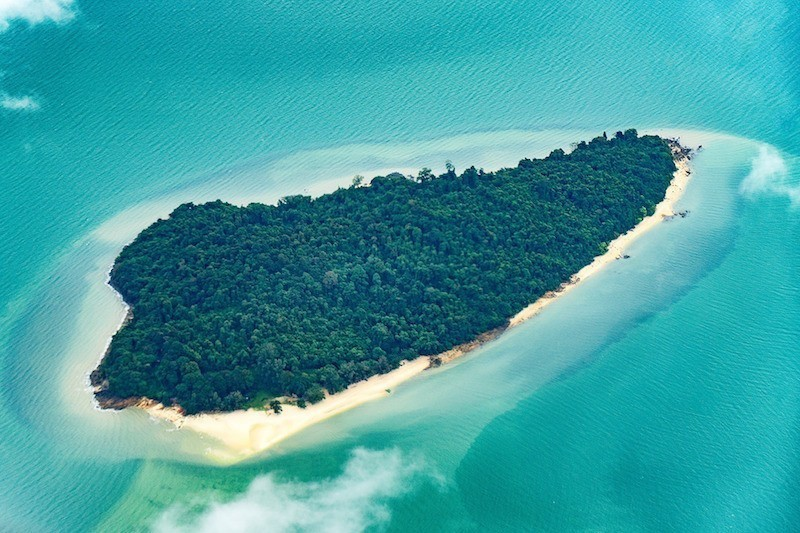 quiet islands near phuket