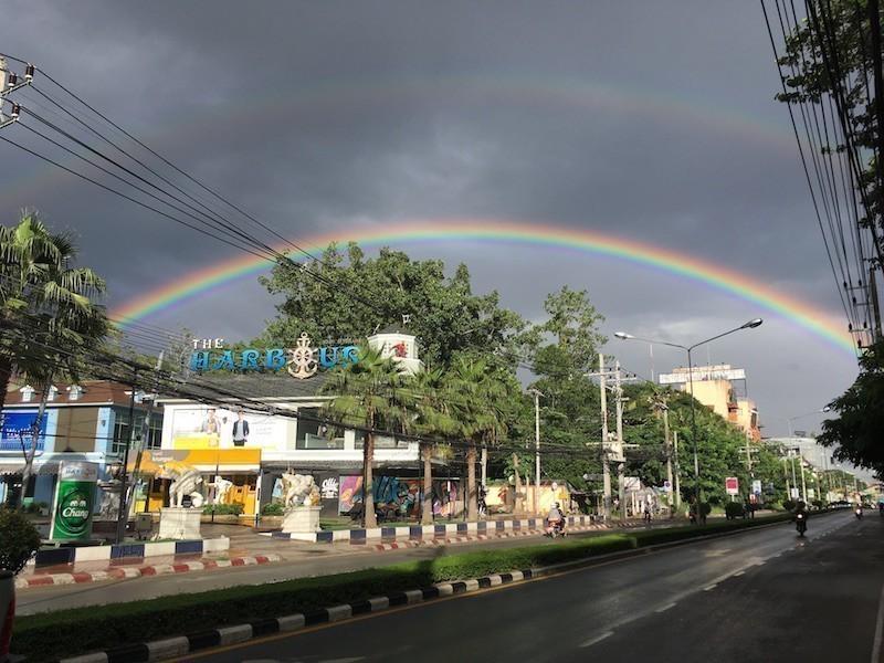 thailand rainy season months
