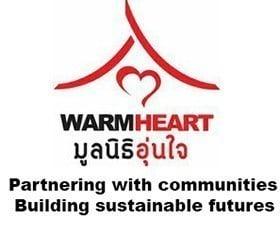 WarmHeart Foundation logo