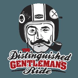 Distinguished Gentleman's Ride Logo