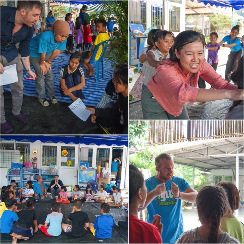 iglu volunteering