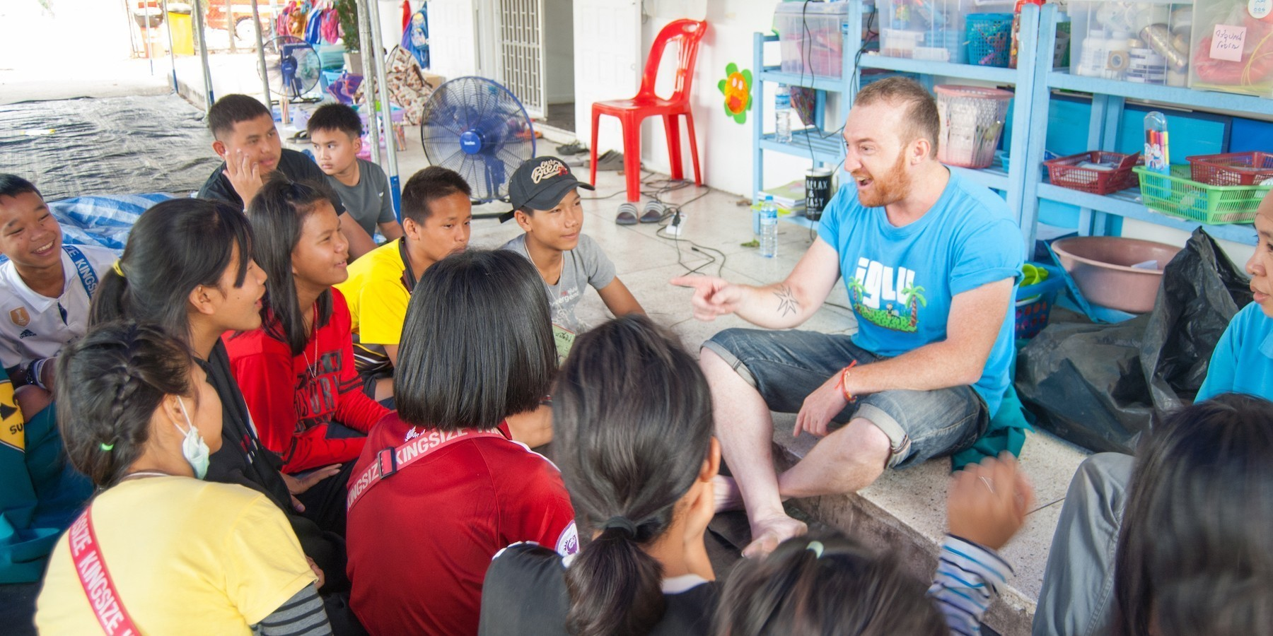 Iglu Partners with Baan Dek Foundation to Support Vulnerable Children