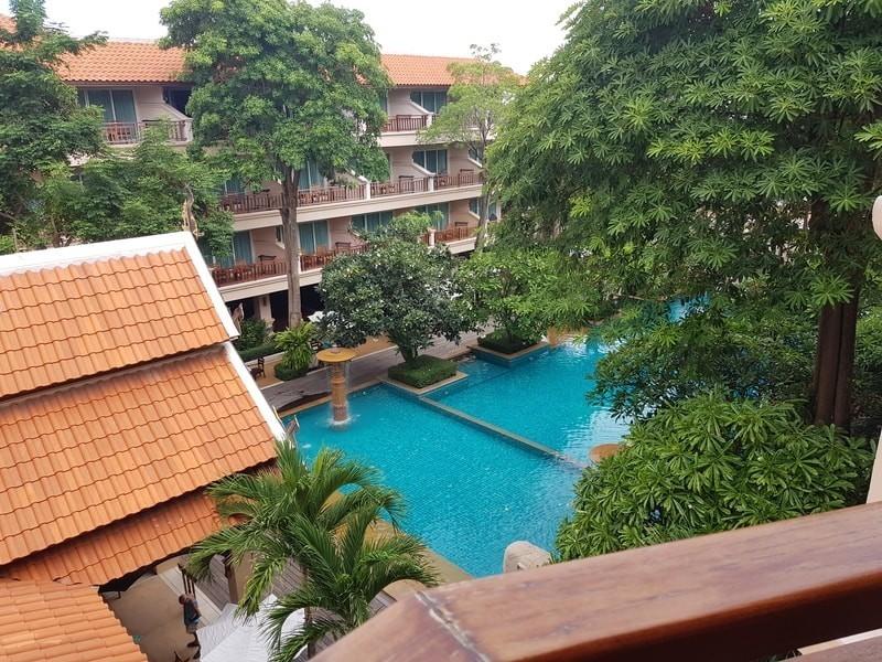 Avalon Hotel Jom Tein Pattaya