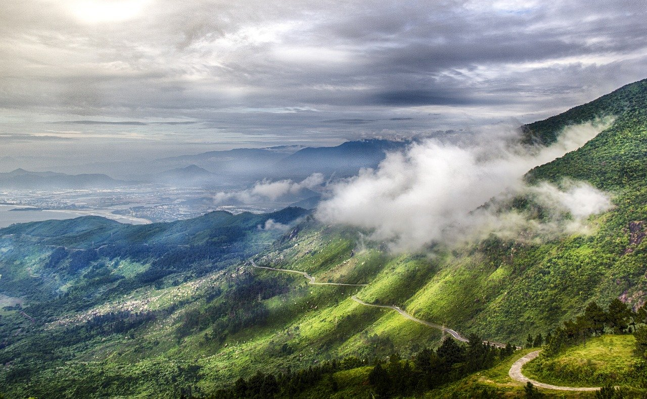 Danang Mountains