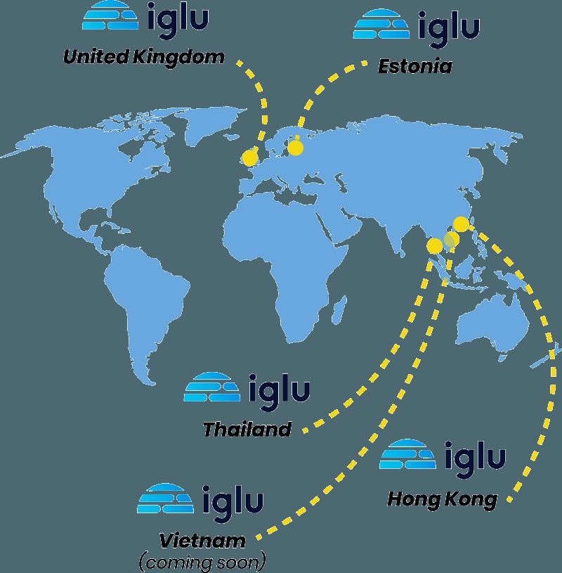 iglu world map 2019