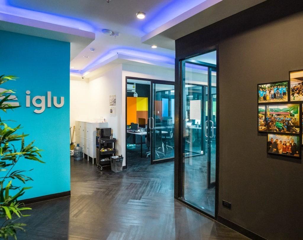 Iglu office 2