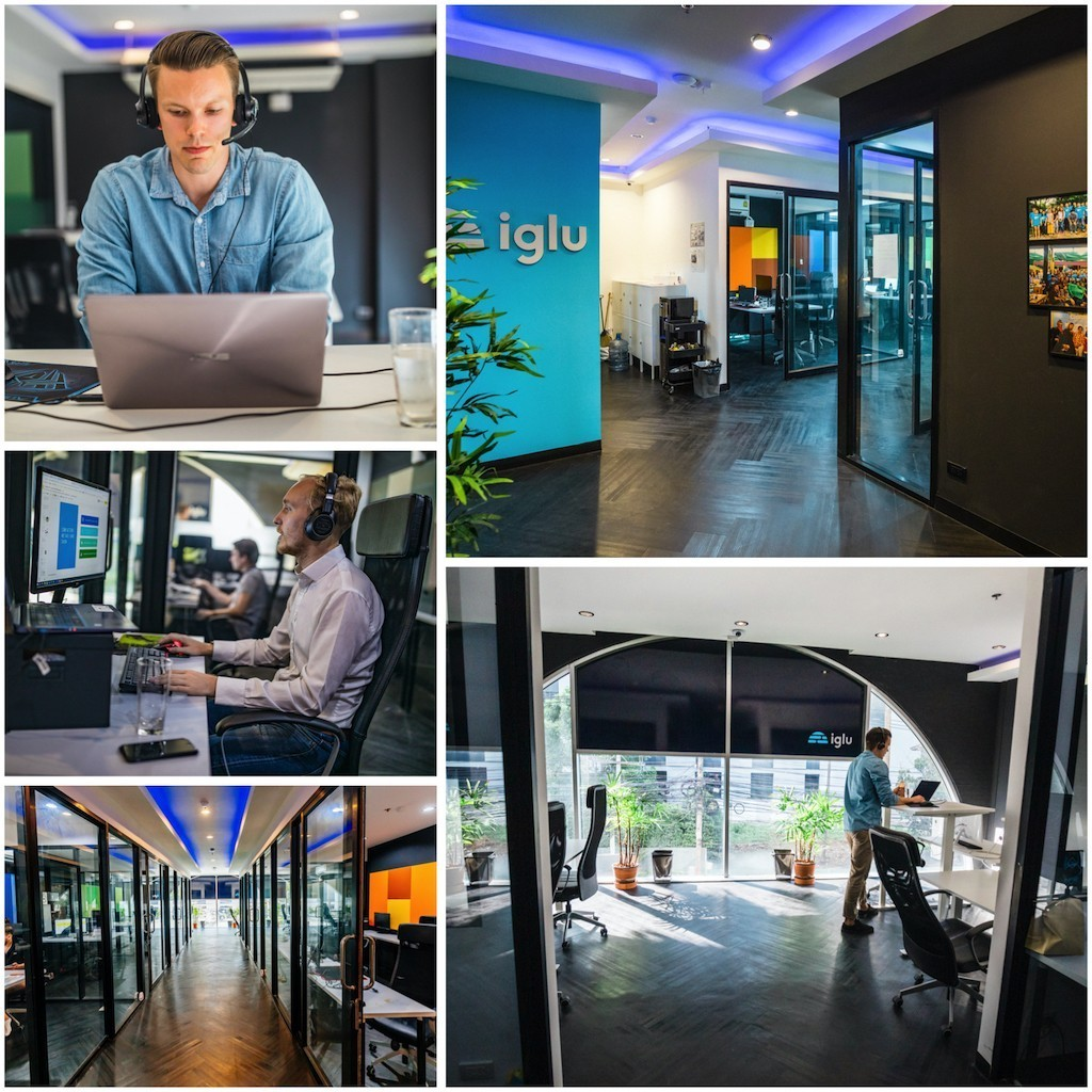 iglu bangkok office 2