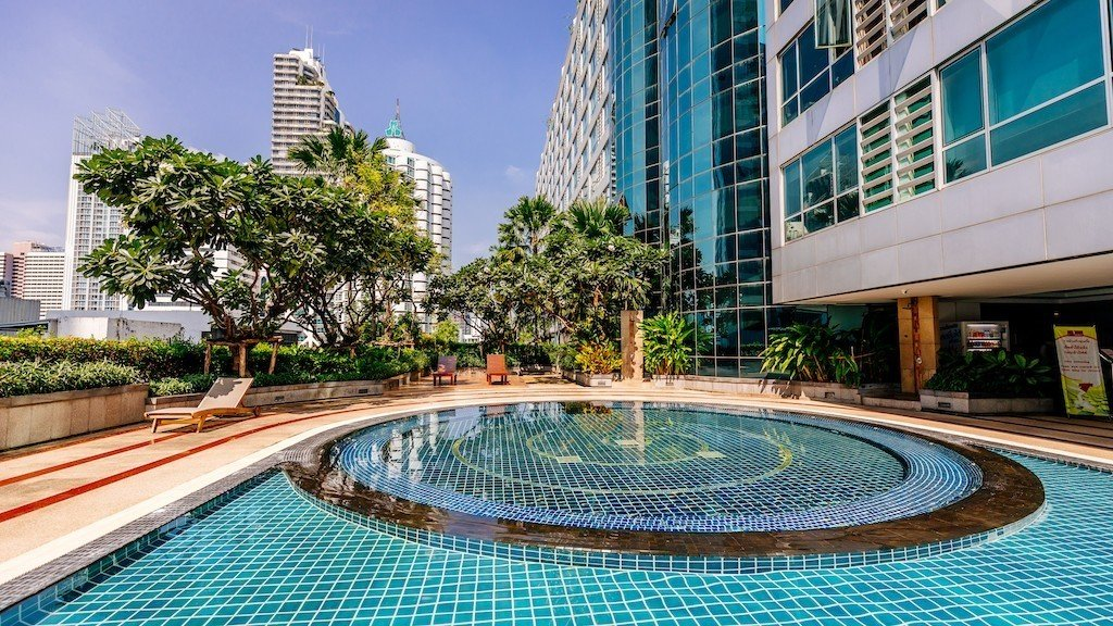 iglu bangkok office pool