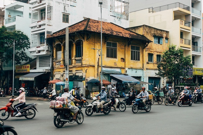 vietnam motorcycle traffic safety