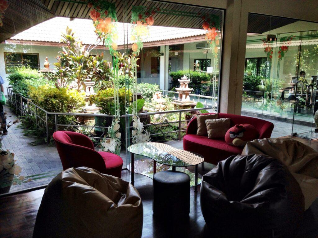 Original Chiang Mai HQ office