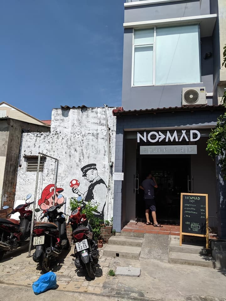 Nomad Space & Cafe