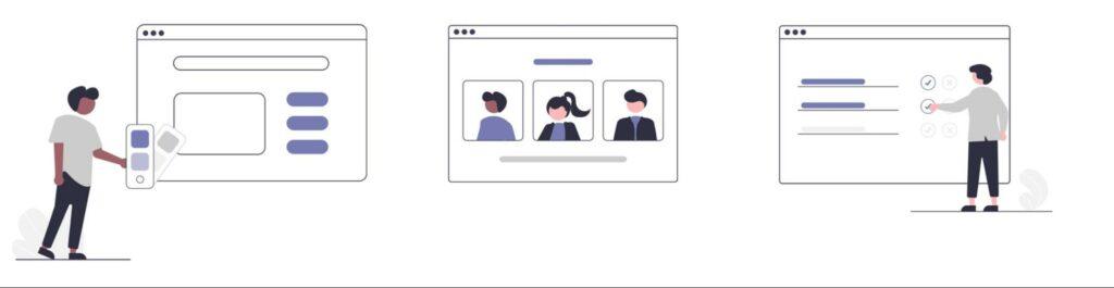 JavaScript brower interactivity